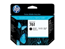 Eredeti HP 761 matt fekete nyomtatófej (CH648A)