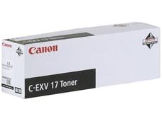Eredeti Canon C-EXV 17 fekete toner