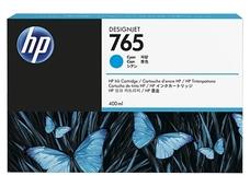 Eredeti HP 765 ciánkék patron (F9J52A)