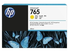 Eredeti HP 765 sárga patron (F9J50A)