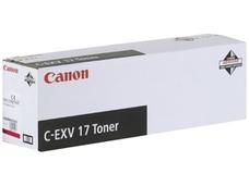 Eredeti Canon C-EXV 17 magenta toner