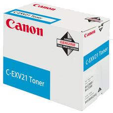Eredeti Canon C-EXV 21 ciánkék toner