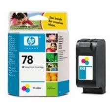 Eredeti HP 78 nagy kapacitású színes patron (C6578A)