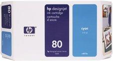 Eredeti HP 80 ciánkék patron (C4872A)