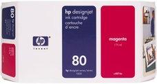 Eredeti HP 80 magenta patron (C4874A)