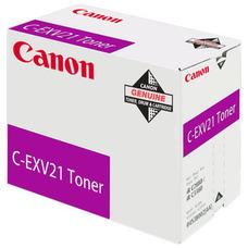 Eredeti Canon C-EXV 21 magenta toner