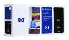 Eredeti HP 81 fekete nyomtatófej (C4950A)
