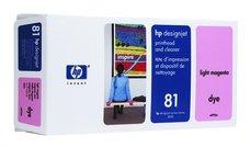 Eredeti HP 81 világos magenta nyomtatófej (C4955A)