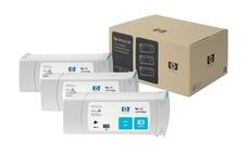 Eredeti HP 83 ciánkék 3-as csomag (C5073A)