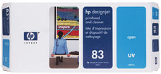 Eredeti HP 83 ciánkék nyomtatófej (C4961A)