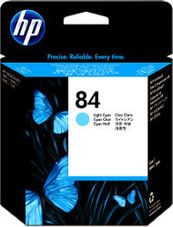 Eredeti HP 84 világos ciánkék nyomtatófej (C5020A)