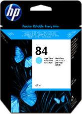 Eredeti HP 84 világos ciánkék patron (C5017A)