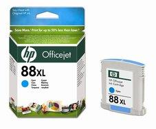Eredeti HP 88XL nagy kapacitású ciánkék patron (C9391AE)
