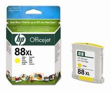 Eredeti HP 88XL nagy kapacitású sárga patron (C9393AE)