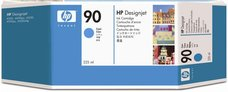 Eredeti HP 90 ciánkék patron (C5060A)