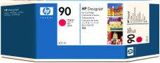 Eredeti HP 90 magenta patron (C5063A)