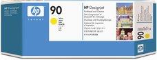 Eredeti HP 90 sárga nyomtatófej (C5057A)