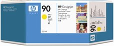 Eredeti HP 90 sárga patron (C5064A)