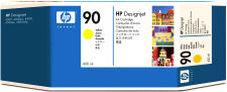 Eredeti HP 90 sárga patron (C5065A)