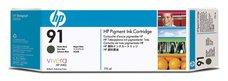 Eredeti HP 91 matt fekete patron (C9464A)