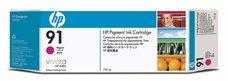 Eredeti HP 91 Multipack magenta patron (C9484A)