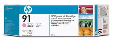 Eredeti HP 91 világos magenta patron (C9471A)