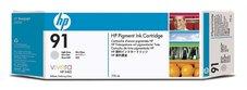 Eredeti HP 91 világos szürke patron (C9466A)