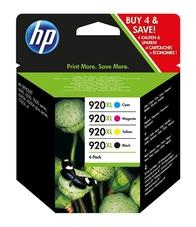 Eredeti HP 920XL csomag (4 színű C2N92AE)