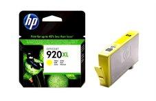 Eredeti HP 920XL sárga patron (CD974AE)