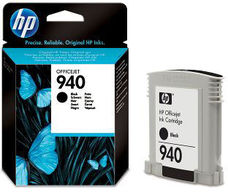 Eredeti HP 940 fekete patron (C4902AE)