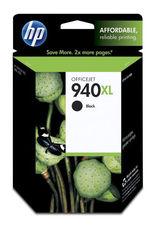 Eredeti HP 940XL nagy kapacitású fekete patron (C4906AE)