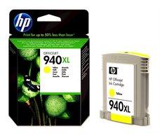 Eredeti HP 940XL nagy kapacitású sárga patron (C4909AE)
