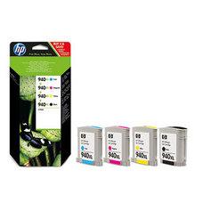 Eredeti HP 940XL színes kit (4 színű C2N93AE)