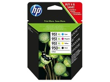 Eredeti HP 951XL színes csomag (4 színű C2P43AE)