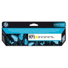 Eredeti HP 971 sárga patron (CN624AE)