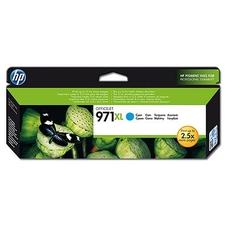 Eredeti HP 971XL nagy kapacitású ciánkék patron (CN626AE)