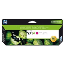 Eredeti HP 971XL nagy kapacitású magenta patron (CN627AE)