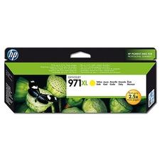 Eredeti HP 971XL nagy kapacitású sárga patron (CN628AE)