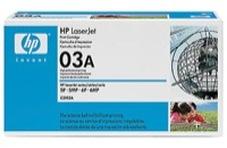 HP C3903A fekete toner (03A)