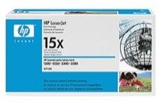HP C7115X nagy kapacitású fekete toner (15X)