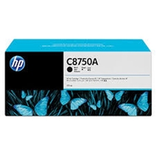 Eredeti HP C8750A fekete patron