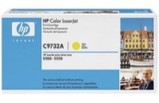 HP C9732A sárga toner (645A)