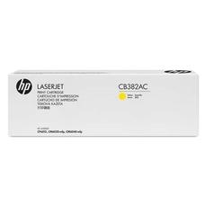 HP CB382AC sárga toner