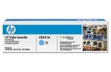 HP CB541A ciánkék toner (125A)