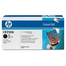 HP CE250A fekete toner (504A)