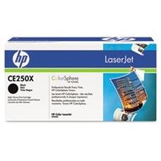 HP CE250X nagy kapacitású fekete toner (504X)