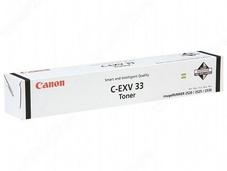 Eredeti Canon C-EXV 33 fekete toner