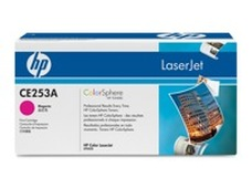 HP CE253A magenta toner (504A)