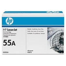 HP CE255A fekete toner (55A)