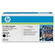HP CE264X nagy kapacitású fekete toner (646X)